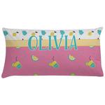 Summer Lemonade Pillow Case (Personalized)