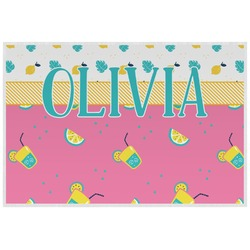 Summer Lemonade Placemat (Laminated) (Personalized)