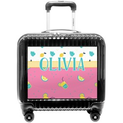 Summer Lemonade Pilot / Flight Suitcase (Personalized)