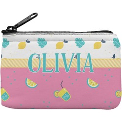 Summer Lemonade Rectangular Coin Purse (Personalized)