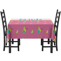 Summer Lemonade Tablecloth (Personalized)