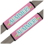 Summer Lemonade Seat Belt Covers (Set of 2) (Personalized)