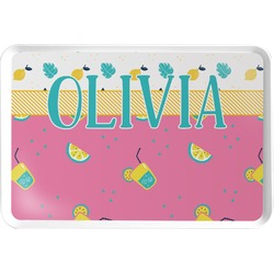 Summer Lemonade Serving Tray (Personalized)