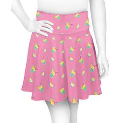Summer Lemonade Skater Skirt (Personalized)