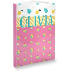 Summer Lemonade Softbound Notebook (Personalized)