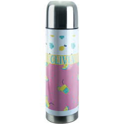 Summer Lemonade Stainless Steel Thermos (Personalized)