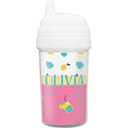 Summer Lemonade Sippy Cup (Personalized)