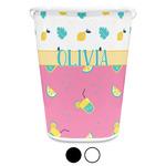 Summer Lemonade Waste Basket (Personalized)