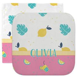 Summer Lemonade Facecloth / Wash Cloth (Personalized)
