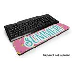Summer Lemonade Keyboard Wrist Rest (Personalized)