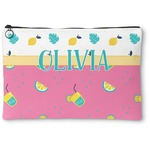 Summer Lemonade Zipper Pouch (Personalized)