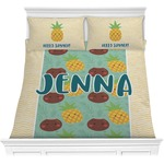 Pineapples and Coconuts Comforters (Personalized)