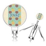 Pineapples and Coconuts Corkscrew (Personalized)