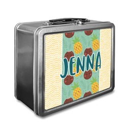 Pineapples and Coconuts Lunch Box (Personalized)