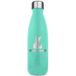 Pineapples and Coconuts RTIC Bottle - Teal (Personalized)