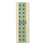 Pineapples and Coconuts Runner Rug - 3.66'x8' (Personalized)