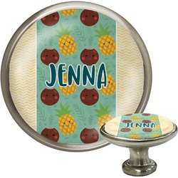 Pineapples and Coconuts Cabinet Knobs (Personalized)