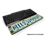 Pineapples and Coconuts Keyboard Wrist Rest (Personalized)