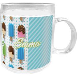 Popsicles and Polka Dots Acrylic Kids Mug (Personalized)