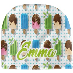Popsicles and Polka Dots Baby Hat (Beanie) (Personalized)