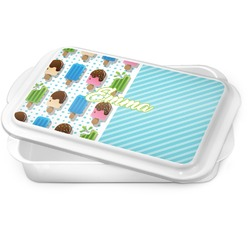 Popsicles and Polka Dots Cake Pan (Personalized)