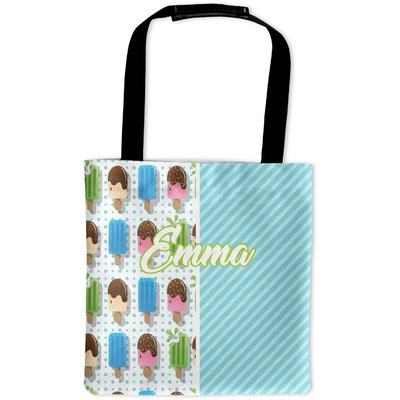 Popsicles and Polka Dots Auto Back Seat Organizer Bag (Personalized)
