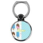 Popsicles and Polka Dots Cell Phone Ring Stand & Holder (Personalized)