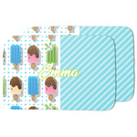 Popsicles and Polka Dots Dish Drying Mat (Personalized)