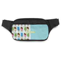 Popsicles and Polka Dots Fanny Pack (Personalized)