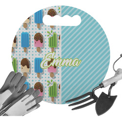 Popsicles and Polka Dots Gardening Knee Cushion (Personalized)