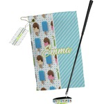 Popsicles and Polka Dots Golf Towel Gift Set (Personalized)