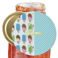 Popsicles and Polka Dots Jar Opener (Personalized)