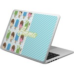 Popsicles and Polka Dots Laptop Skin - Custom Sized (Personalized)