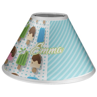 Popsicles and Polka Dots Coolie Lamp Shade (Personalized)