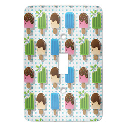 Popsicles and Polka Dots Light Switch Covers (Personalized)