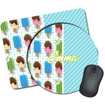Popsicles and Polka Dots Mouse Pads (Personalized)