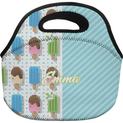 Popsicles and Polka Dots Lunch Bag (Personalized)
