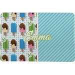 Popsicles and Polka Dots Comfort Mat (Personalized)