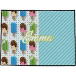 Popsicles and Polka Dots Door Mat (Personalized)
