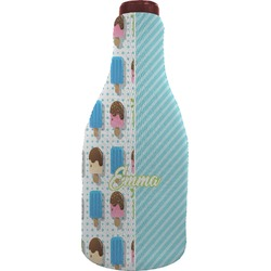 Popsicles and Polka Dots Wine Sleeve (Personalized)
