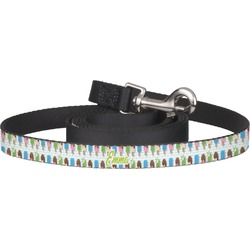 Popsicles and Polka Dots Pet / Dog Leash (Personalized)