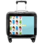 Popsicles and Polka Dots Pilot / Flight Suitcase (Personalized)