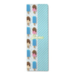 Popsicles and Polka Dots Runner Rug - 3.66'x8' (Personalized)