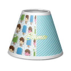 Popsicles and Polka Dots Chandelier Lamp Shade (Personalized)