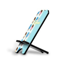 Popsicles and Polka Dots Stylized Phone Stand (Personalized)
