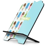 Popsicles and Polka Dots Stylized Tablet Stand (Personalized)