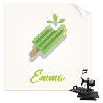 Popsicles and Polka Dots Sublimation Transfer (Personalized)