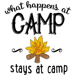 Camping Sayings & Quotes (Color)