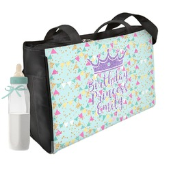 Birthday Princess Diaper Bag (Personalized)
