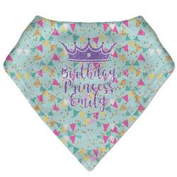 Birthday Princess Bandana Bib (Personalized)